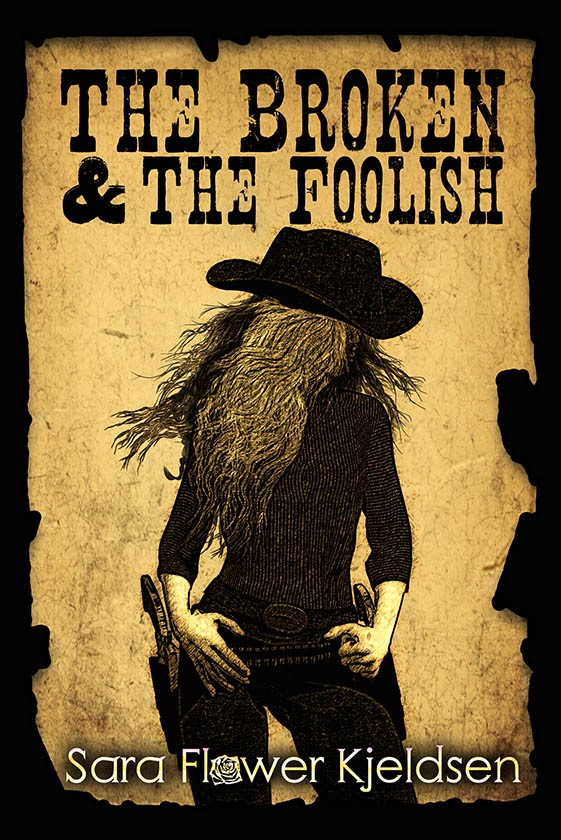 The Broken & The Foolish front cover - web
